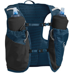CamelBak Ultra Pro Hydration Vest 1L spray bottle Women, gibraltar navy/silver
